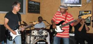 Ozzie Williams and the Marion Street Blues Band