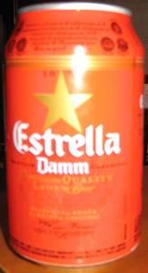 Estrella Damm Cerveza